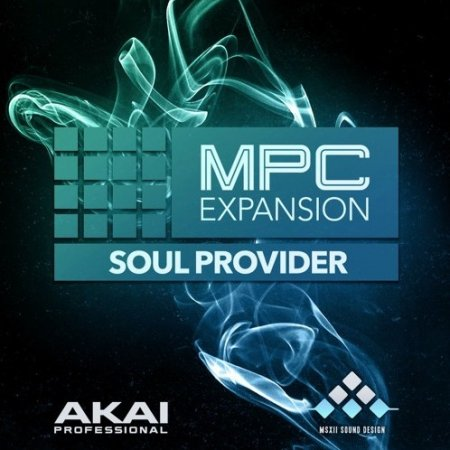 AKAI MPC Software Expansion Soul Provider