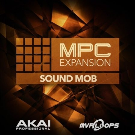 AKAI MPC Software Expansion Sound Mob