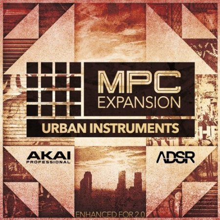 AKAI MPC Software Expansion Urban Instruments