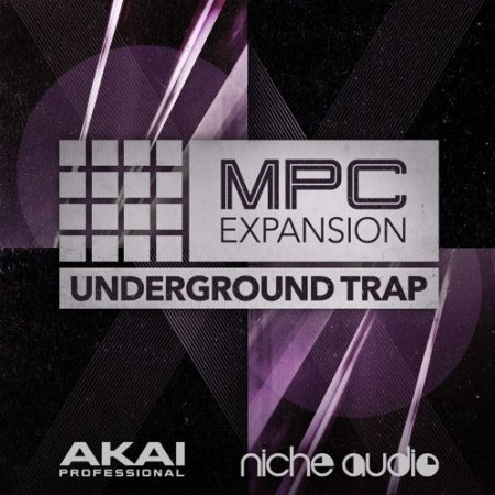 AKAI MPC Software Expansion Underground Trap