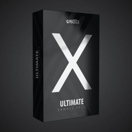 Cymatics Project X Ultimate Sample Pack