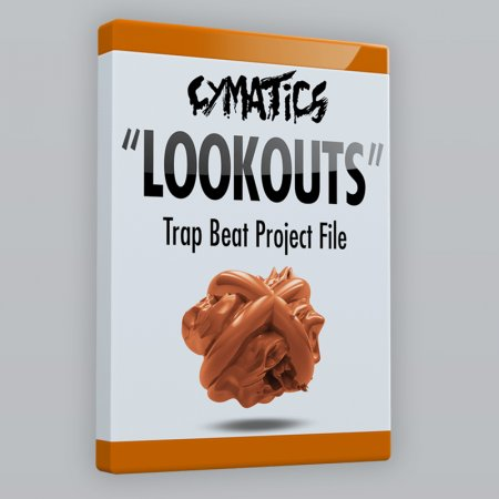 Cymatics Lookouts Trap Beat Project File