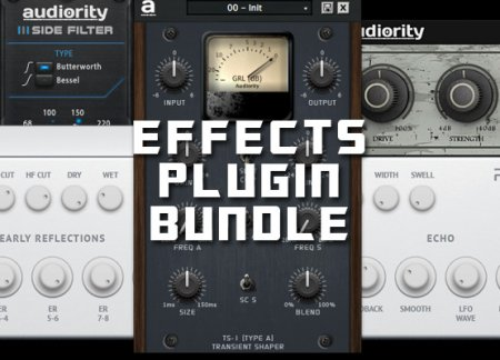 Audiority Effects Plugin Bundle 2018.10 x86 x64