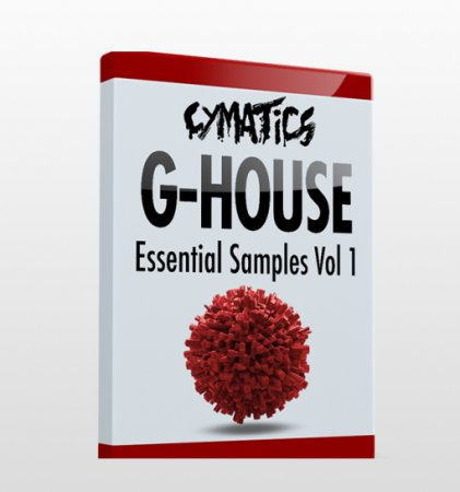 Cymatics G-House Essential Samples Vol.1