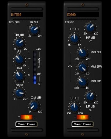 OverTone DSP 500-Series EQ and Dynamics Processors v2.3.2 x86 x64