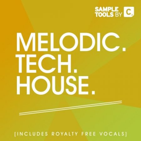 Sample Tools by Cr2 Melodic Tech House