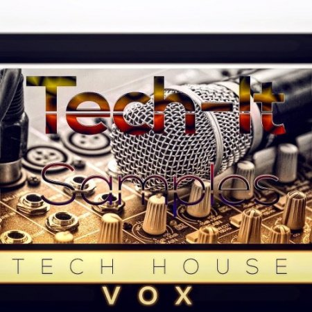 Tech-It Samples Tech House VOX