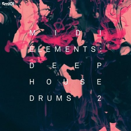 Sample Magic MIDI Elements Deep House Drum Kits 2