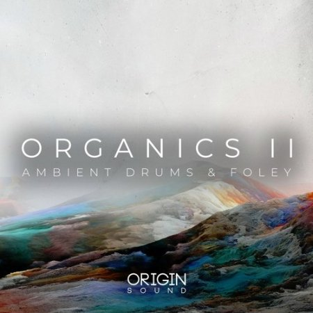 Origin Sound Organics II Ambient Drums And Foley