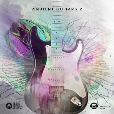 Black Octopus Sound Ambient Guitars Volume 2
