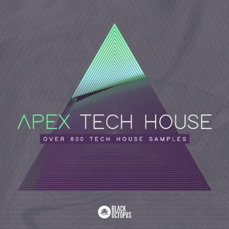 Black Octopus Sound Apex Tech House