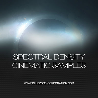 Bluezone Corporation Spectral Density Cinematic Samples