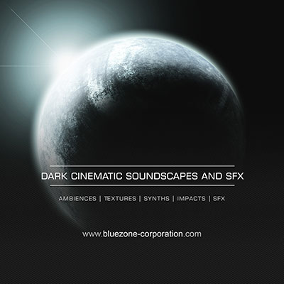 Bluezone Corporation Dark Cinematic Soundscapes And Sound Effects