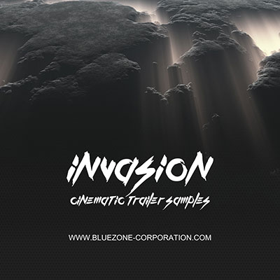 Bluezone Corporation Invasion Cinematic Trailer Samples