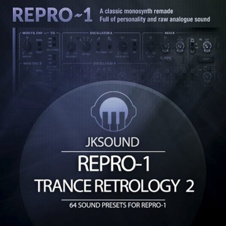 Jksound Trance Retrology Vol.2 for Repro-1