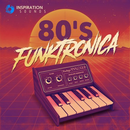 Inspiration Sounds 80's Funktronica