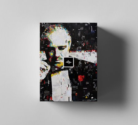 Josh Petruccio – Godfather Vol.2 Drum Kit