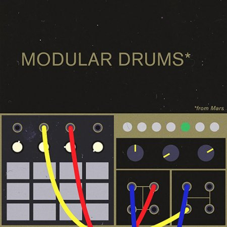 Samples From Mars Modular Drums From Mars