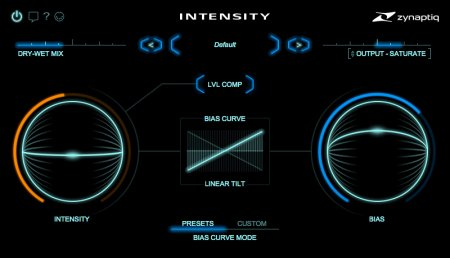 Zynaptiq INTENSITY v1.2.0 x86 x64