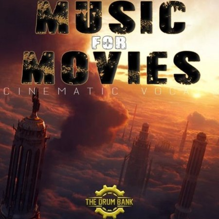 The Drum Bank Music For Movie Volume 1