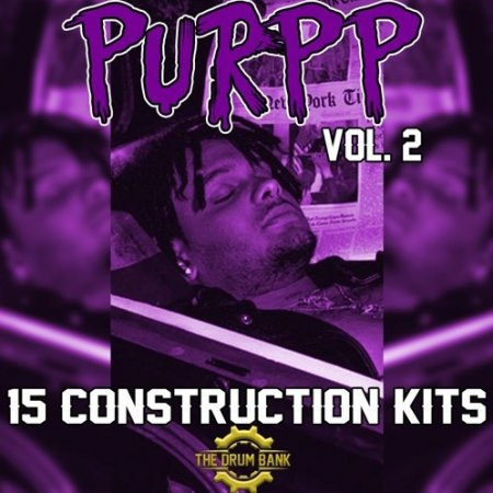 The Drum Bank Purpp Volume 2