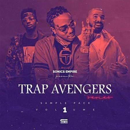 Sonics Empire Trap Avengers Vol 1