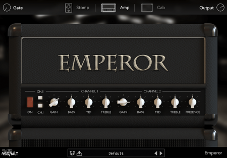 Audio Assault Emperor v1.2 x86 x64