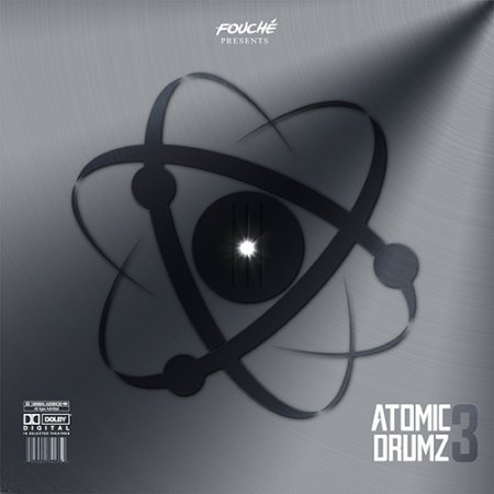 Fouché Atomic Drumz Vol 3