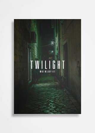 The Kit Plug Twilight MIDI Melody Kit