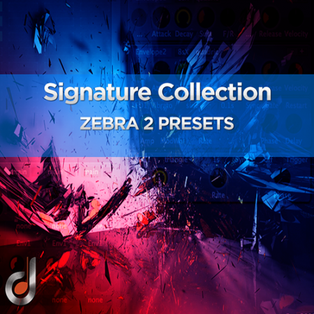 Dustons Zebra 2 Signature Collection Presets
