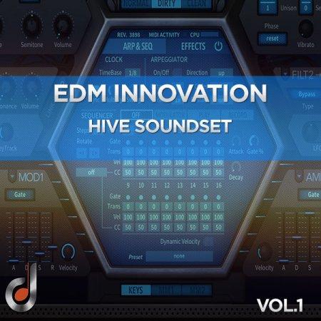 Dustons - EDM Innovation Vol.1 for Hive