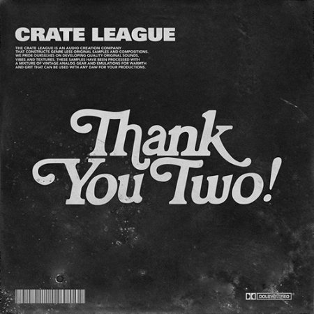 The Crate League Thank You Vol 2