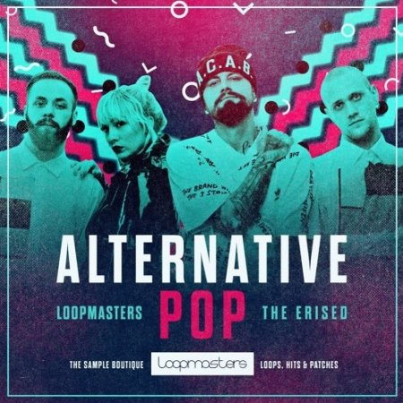 Loopmasters The Erised Alternative Pop