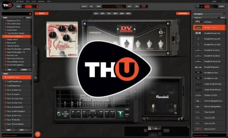 Overloud TH-U Complete v1.1.2 x64