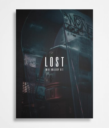 The Kit Plug Lost MIDI Melody Kit