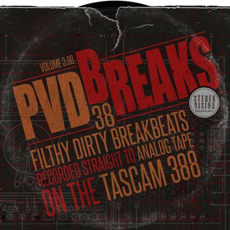 PVD Breaks Vol 3.88
