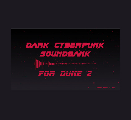 The Patchbay - Dark Cyberpunk for Dune 2