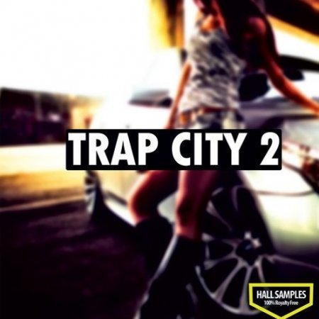 Hall Samples Trap City Vol 2