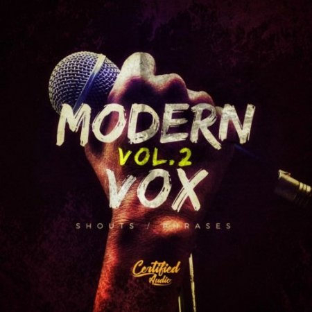 Certified Audio LLC Modern Vox Vol.2
