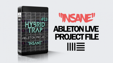 EDM Templates Insane Hybrid Trap Ableton Project