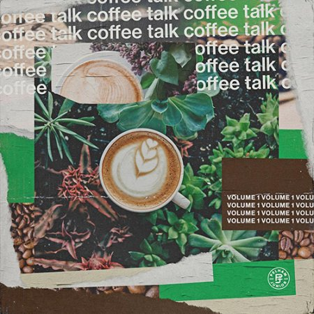 Pelham and Junior Coffee Talk Vol 1 Compositions and Stems