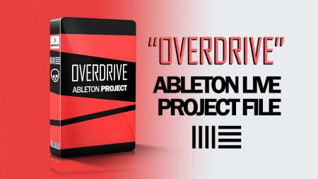 EDM Templates Overdrive Ableton Project