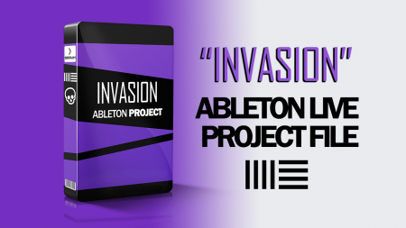 EDM Templates Invasion Ableton Project