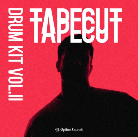 Splice Sounds Tapecut Drum Kit Vol.II