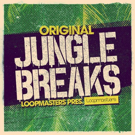 Loopmasters Original Jungle Breaks