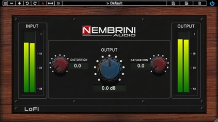 Nembrini Audio LoFi Vintage Clipper v1.0.3 x64