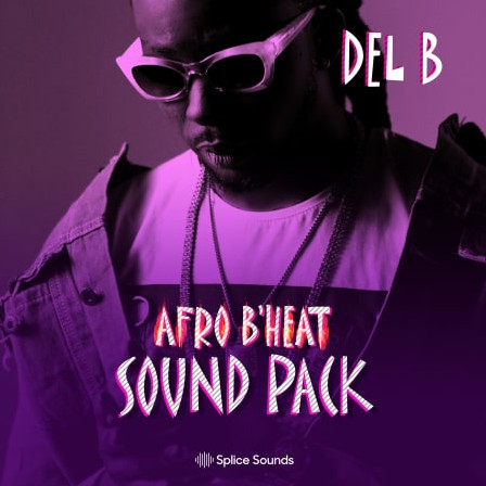 Splice Sounds Del B Afro B Heat Sound Pack
