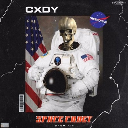 Cxdy Space Cadet Drum Kit