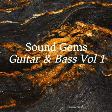 MVP Platinum Sound Gems Guitar and Bass Vol. 1