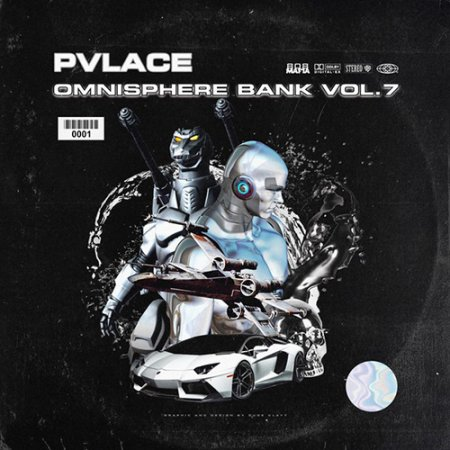 PVLACE 808 Mafia Omnisphere Bank Vol.7